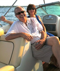Dr. Ralph and Lindsay Bashioum
