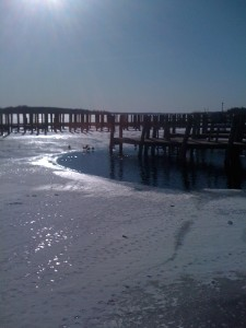 Winter on Wayzata Bay