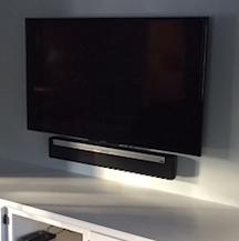 Flat Screen. TV