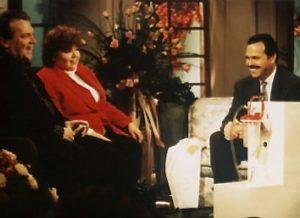Dr. Bashioum w Roseanne Barr